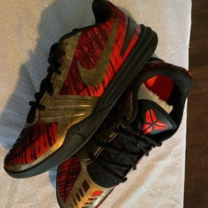 Nike KB Mentality Iron Man Shoes Mens 704942-008